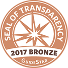 Guidestar Bronze Seal of Transparency